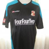 Third football shirt 2008 - 2009