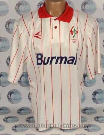 Swindon Town Third baju bolasepak 1993 - 1994