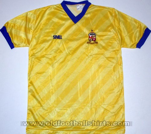 Swindon Town Third football shirt 1986 - 1987