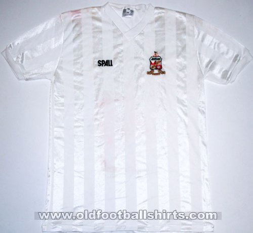 Swindon Town Away football shirt 1986 - 1987