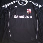 Third football shirt 2010 - 2011
