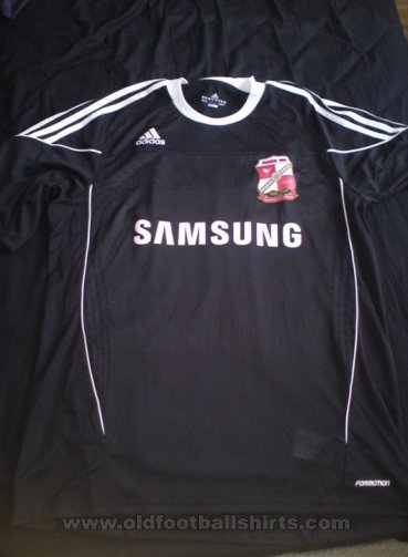 Swindon Town Third football shirt 2010 - 2011