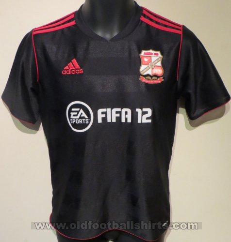 Swindon Town Away football shirt 2011 - 2012