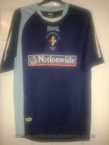 Swindon Town Away baju bolasepak 2006 - 2007