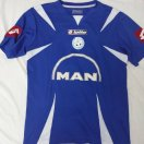 Hapoel Petach-Tikva football shirt 2007 - 2008
