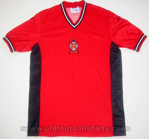 Fulham Away - CLASSIC for sale football shirt 1987 - 1988