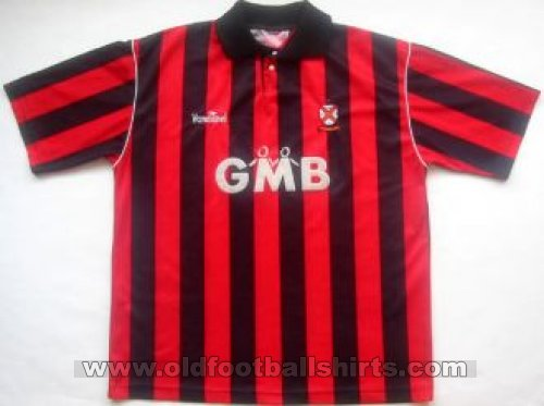 Fulham Away - CLASSIC for sale football shirt 1993 - 1994