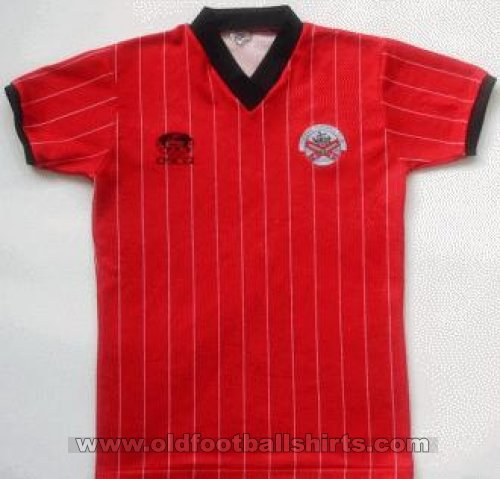 Fulham Away - CLASSIC for sale football shirt 1983 - 1984