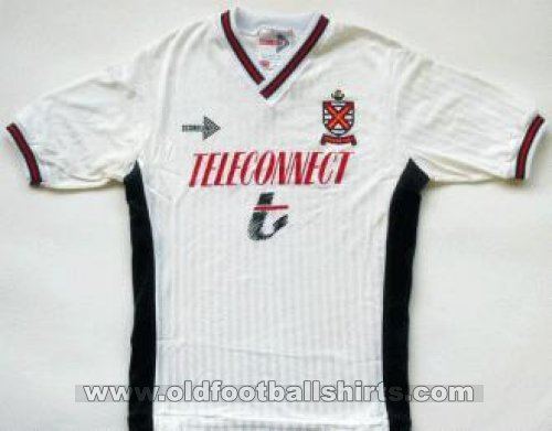 Fulham Home - CLASSIC for sale football shirt 1989 - 1990