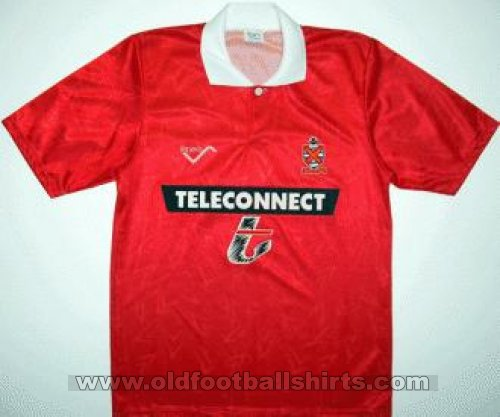 Fulham Away - CLASSIC for sale football shirt 1990 - 1991