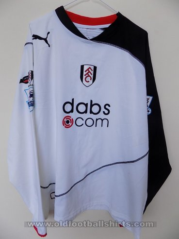 Fulham Local Camiseta de Fútbol 2003 - 2005