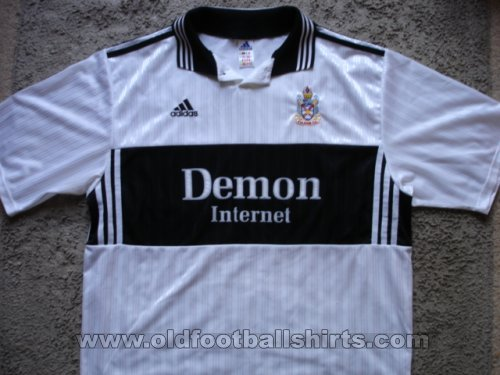 Fulham Home football shirt 1998 - 1999