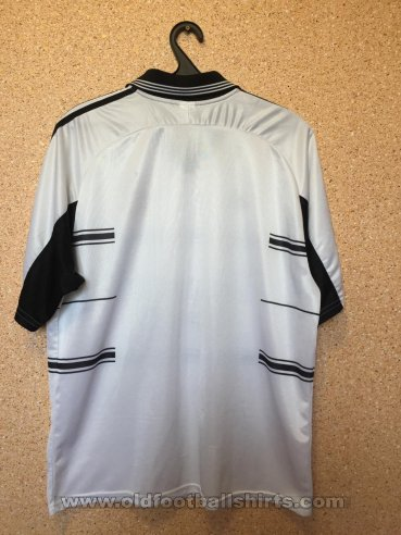 Fulham Local Camiseta de Fútbol 1999 - 2000