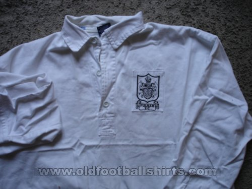 Fulham Retro Replicas football shirt 1951 - 1954