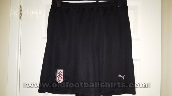Fulham Away football shirt 2003 - 2004