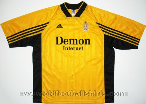 Fulham Away football shirt 1998 - 1999