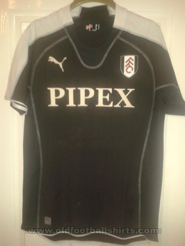 Fulham Third football shirt 2005 - 2006