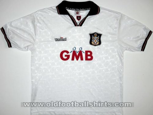 Fulham Thuis  voetbalshirt  1993 - 1994