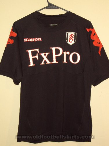 Fulham Away football shirt 2011 - 2012