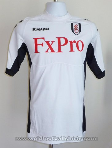 Fulham Thuis  voetbalshirt  2011 - 2012