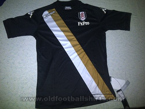 Fulham Away football shirt 2012 - 2013