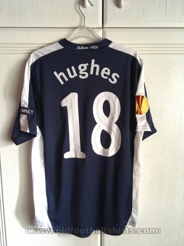 Fulham Away football shirt 2009 - 2010
