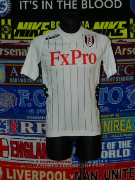 Fulham Thuis  voetbalshirt  2012 - 2013