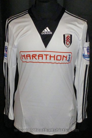 Fulham Home football shirt 2013 - 2014