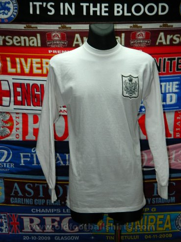 Fulham Retro Replicas football shirt 1962 - 1972