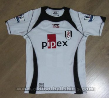 Fulham Home football shirt 2006 - 2007