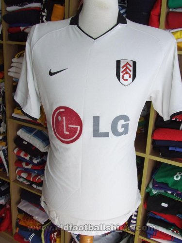 Fulham Thuis  voetbalshirt  2008 - 2009