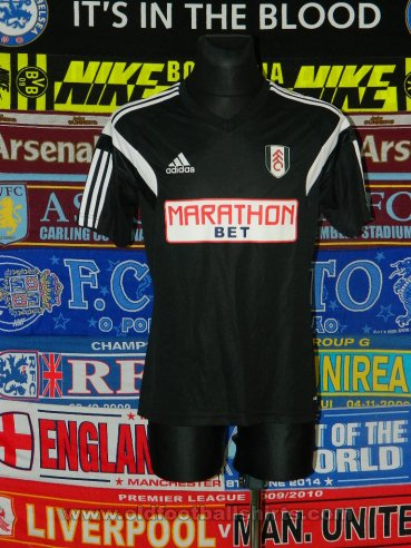 Fulham Away football shirt 2013 - 2014