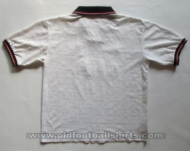 Fulham Thuis  voetbalshirt  1994 - 1995