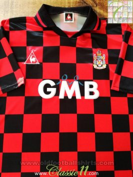 Fulham Away football shirt 1996 - 1997