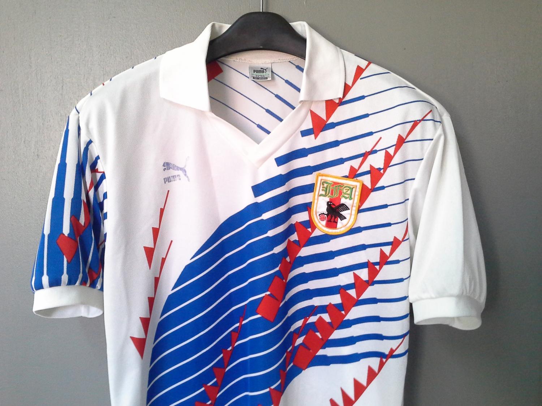 Japan Away football shirt 1993 - 1994.