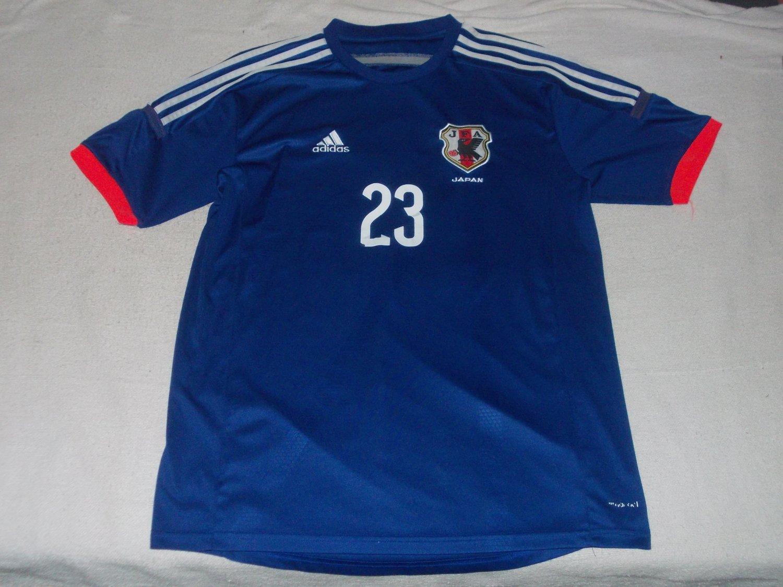 Japan Home football shirt 2015 - 2016.