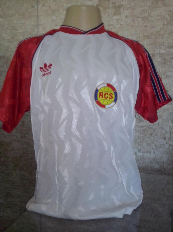 Czechoslovakia Away camisa de futebol 1993. 44d20571c