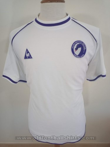 Harchester United Away חולצת כדורגל 2012 - 2013