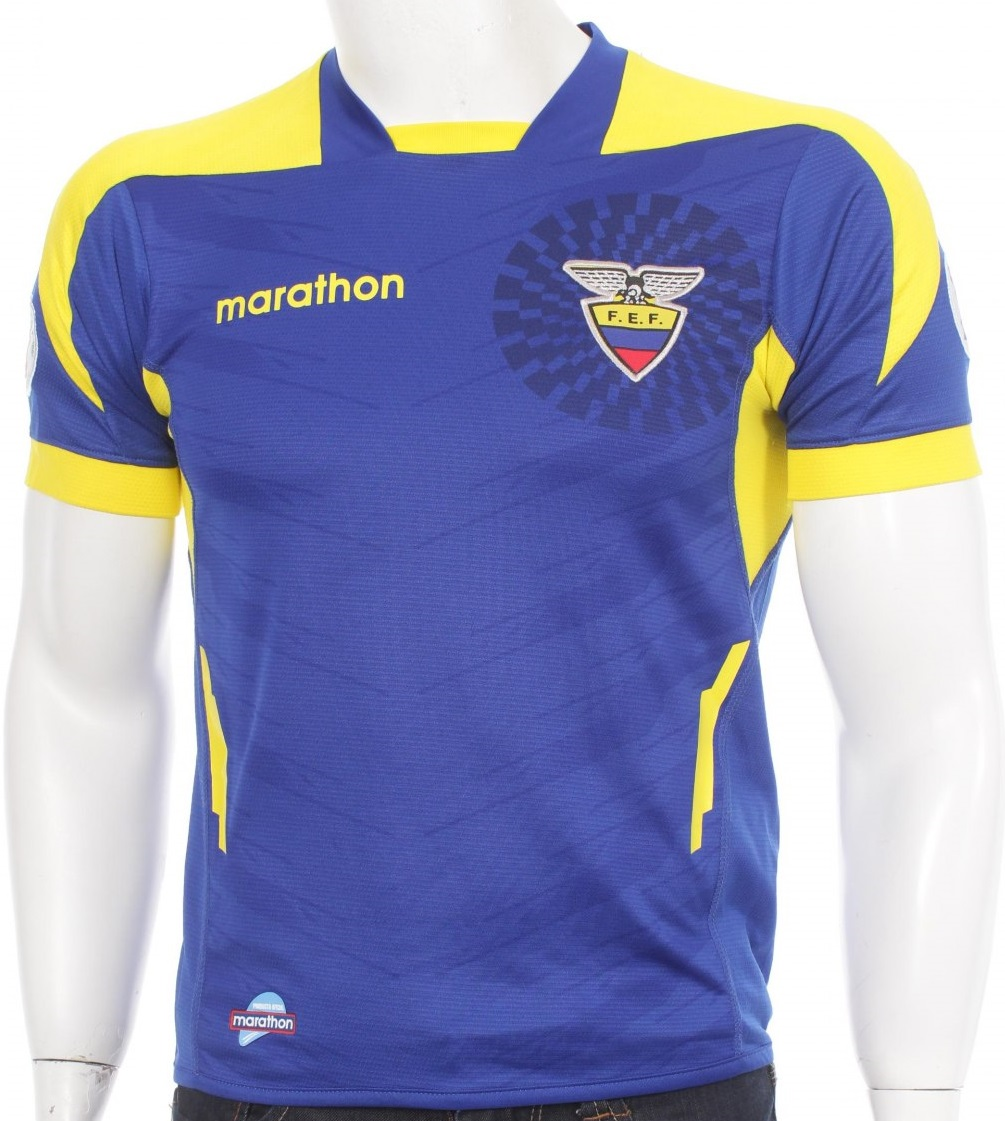 5dc8c770bc2 Ecuador Away maglia di calcio 2014 - 2016.