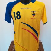 Ecuador Local Camiseta de Fútbol 2006 - 2007