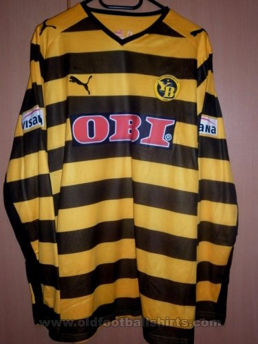 Young Boys Home football shirt 2008 - 2009
