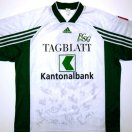 St. Gallen football shirt 1998 - 1999