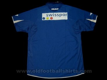 Luzern Home football shirt 2006 - 2007
