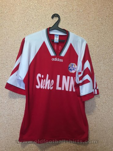 Luzern Away football shirt 1994 - 1995
