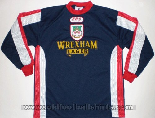 Wrexham Gardien de but Maillot de foot 1997 - 1998