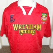 Special voetbalshirt  1995