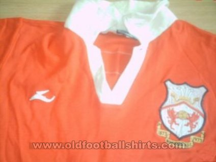 Wrexham Home football shirt 1972 - 1973