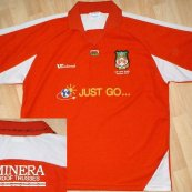 Cup Shirt voetbalshirt  2005 - 2006