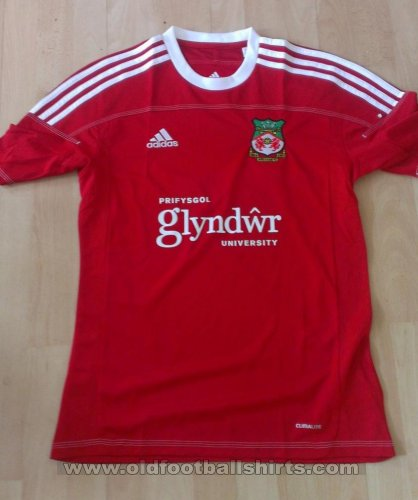 Wrexham Local Camiseta de Fútbol 2012 - 2013
