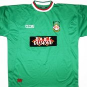 Third Maillot de foot 2002 - 2003